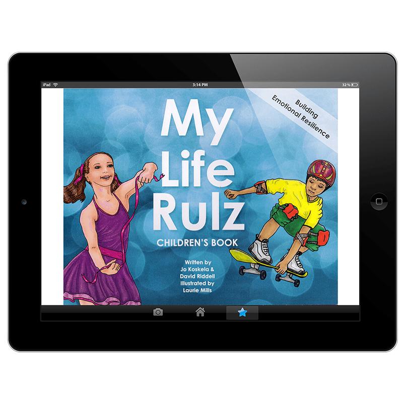 My Life Rulz E-Book